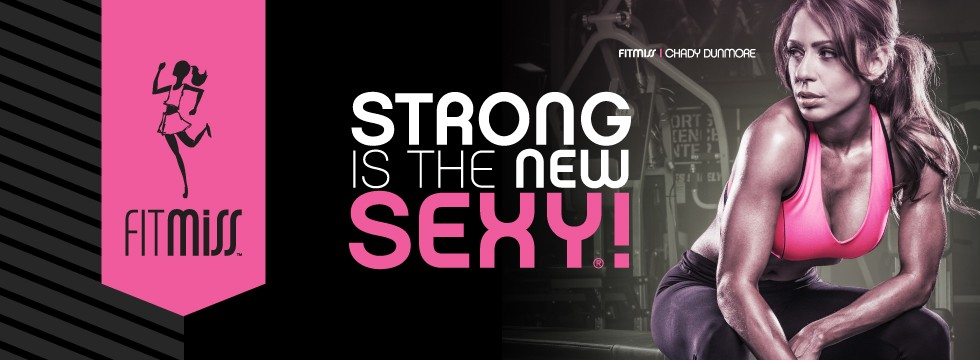 FitMiss Supplements. Strong is the new look.