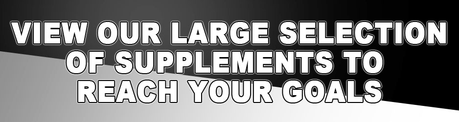 Nutrition Supplements - Your Goals
