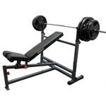 Exercise Benches and Weight Benches
