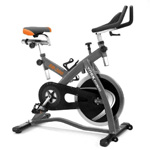Exercise Bikes and Spin Bikes