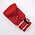 Excalibur Boxing Mitts - Red Thumbless Design