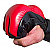 Excalibur Leather Open-Palm MMA Gloves - Fist