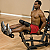 Body Solid Fusion 600 - Leg Extension/Curl