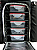 6 Pack Bag 6 Tray Compartment