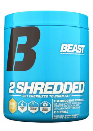 Beast 2Shredded Thermogenic Powder