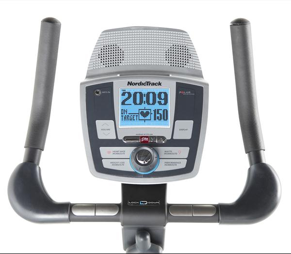 NordicTrack GX3.2 Upright Bike Console