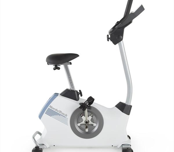 NordicTrack GX3.2 Upright Bike - Side View