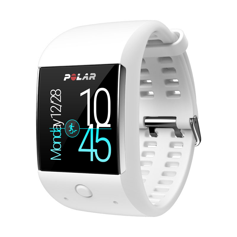 Polar M600 Sports Watch White