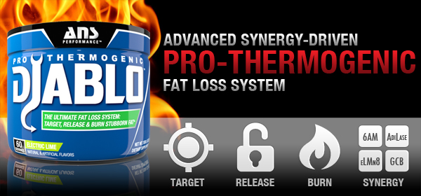 ANS Diablo - Advanced Fat Loss