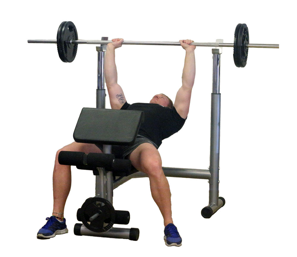 Aquila Goliath Bench Press - Demonstration