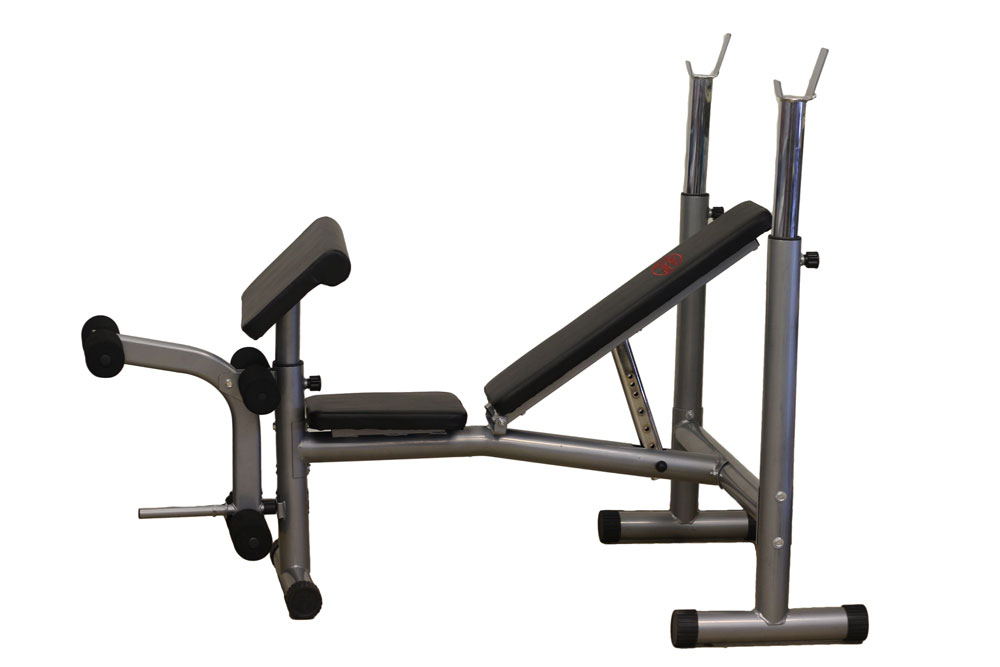 Aquila Goliath Bench Press - Side View