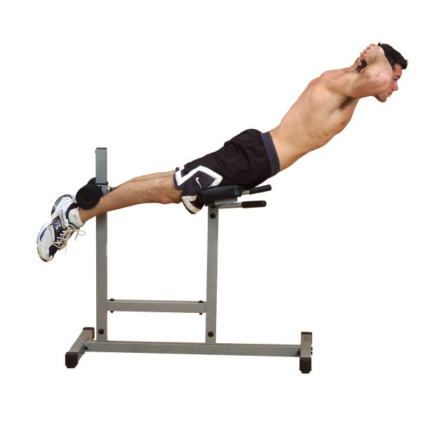 Aquila Romain Chair Back Hyperextension Machine