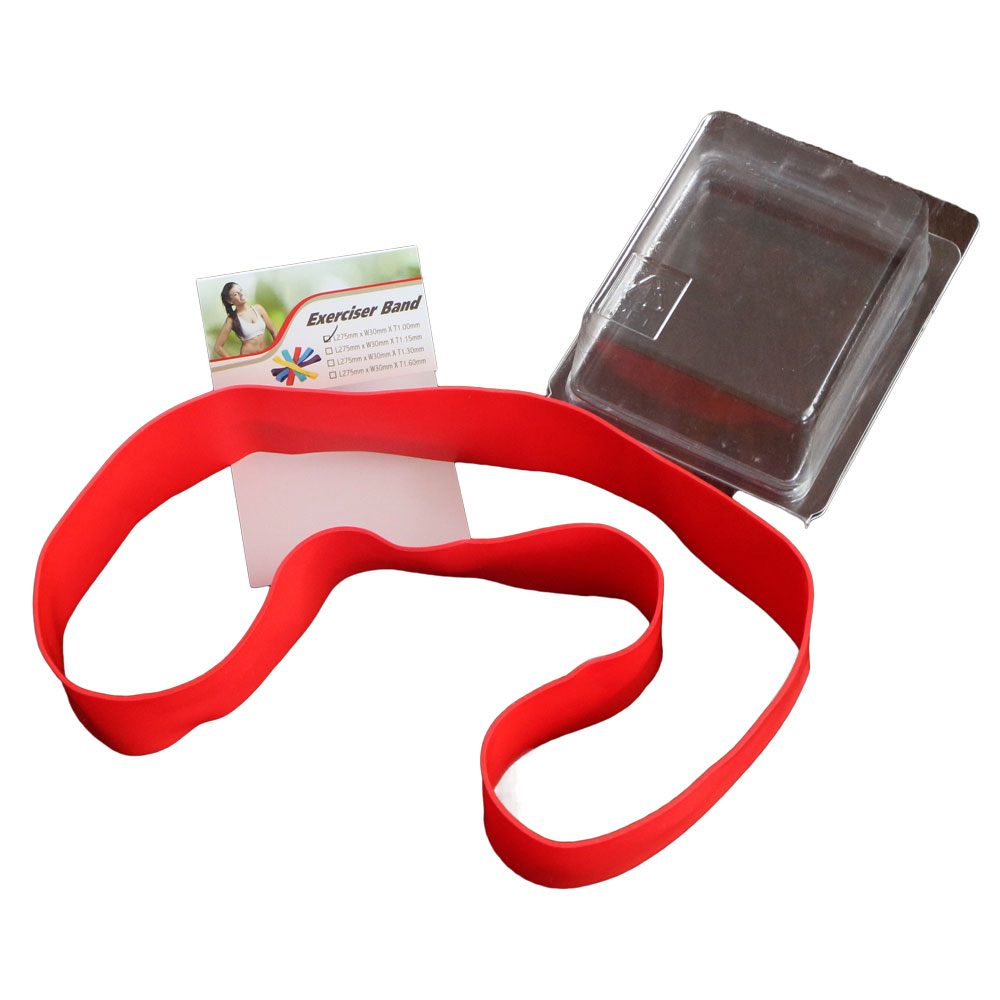 Exercise Band with Packaging