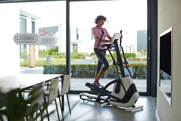 Horizon Andes 5 Elliptical Cross-trainer - in the home