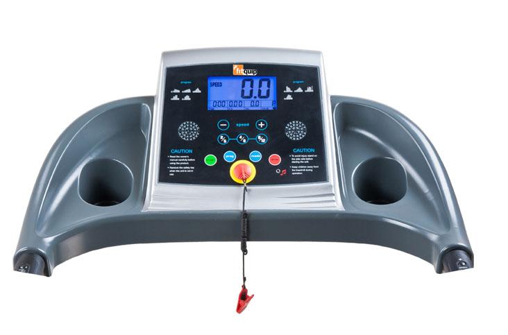 Fitquip TM130 Treadmill Console