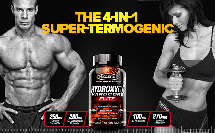 Hydroxycut Hardcore Pro Series - ALL MUSCULATION