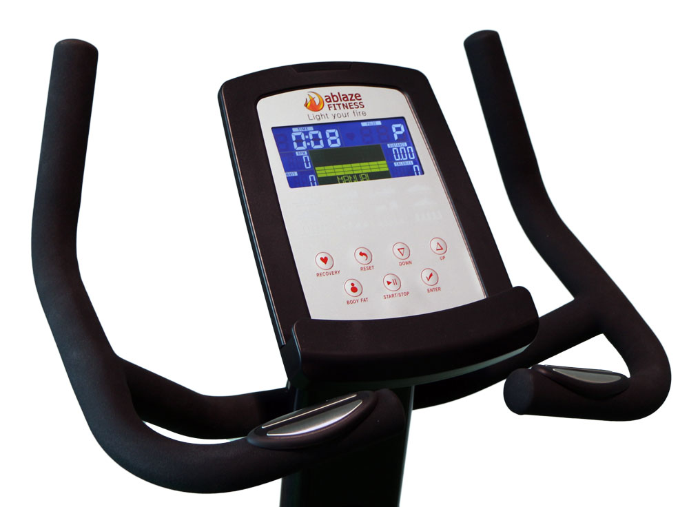 aBlaze Cheetah Exercise Bike - Console