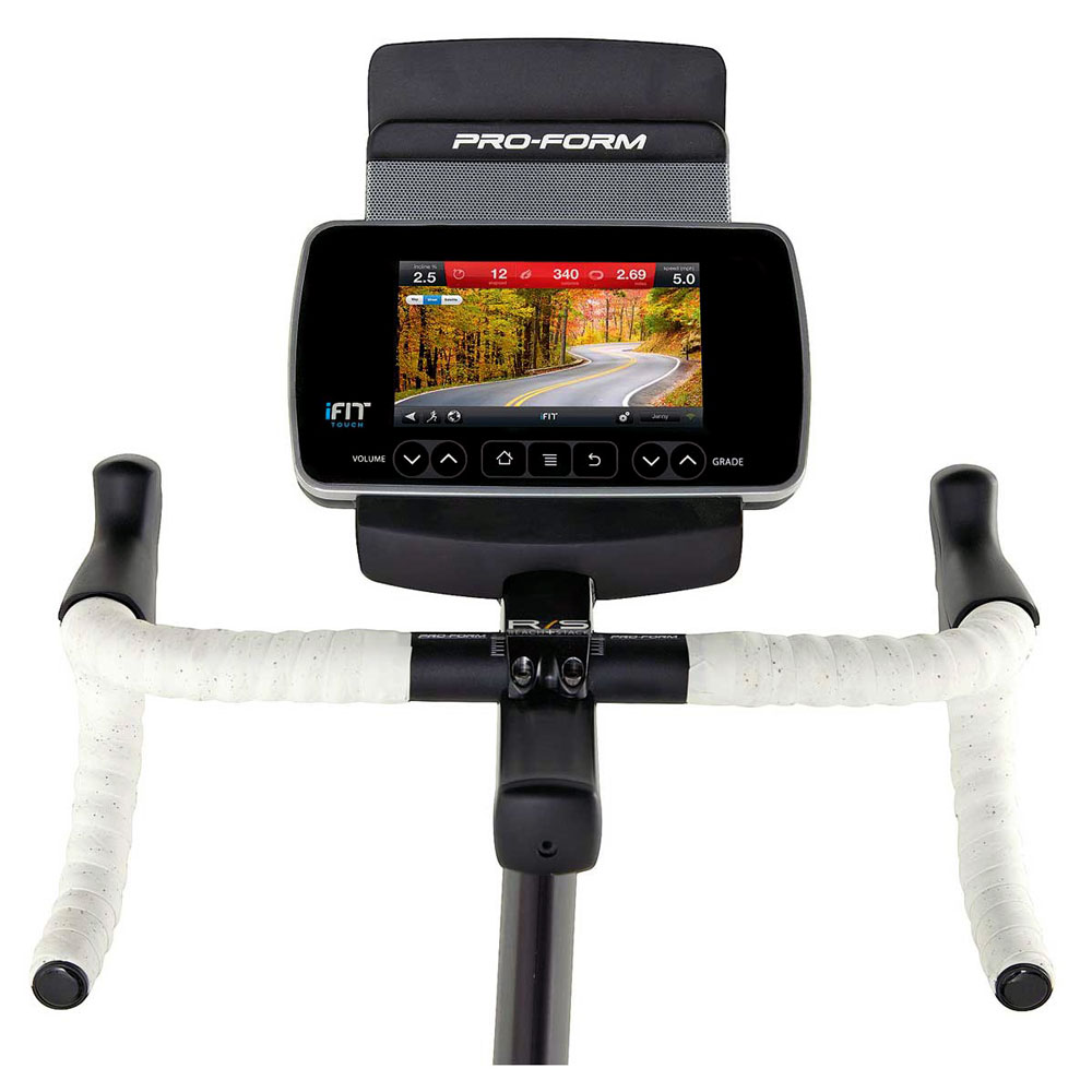 Proform Tour-de-France Spin Bike - Console and Handlebars
