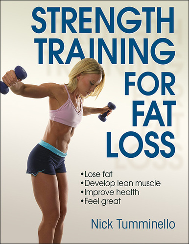 Strength Training for Fat Loss - Book Cover