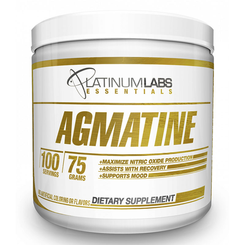 Platinum labs Essentials Agmatine