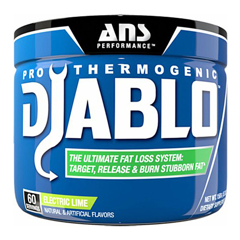 ANS Diablo Fat Burner Thermogenic