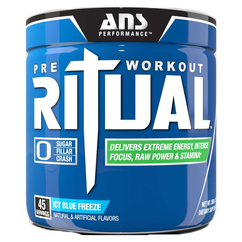 ANS Ritual Pre-workout Powder