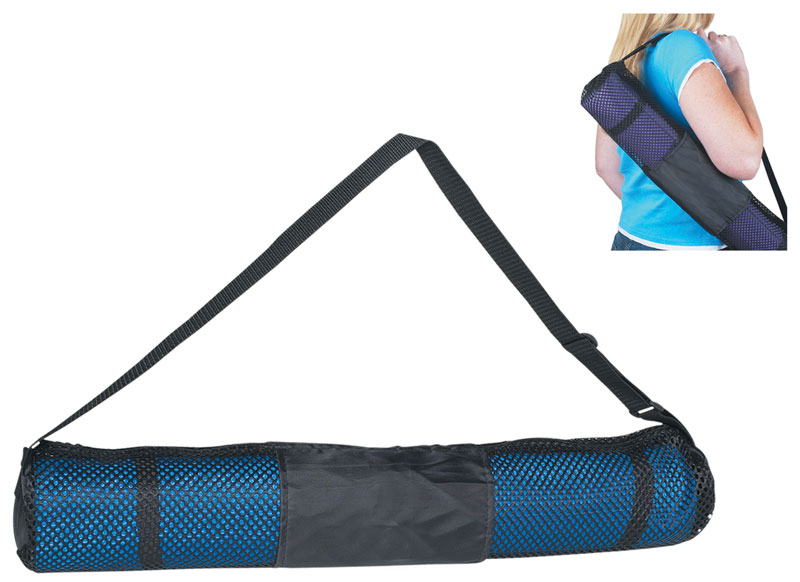 Yoga Mat with carry bag.