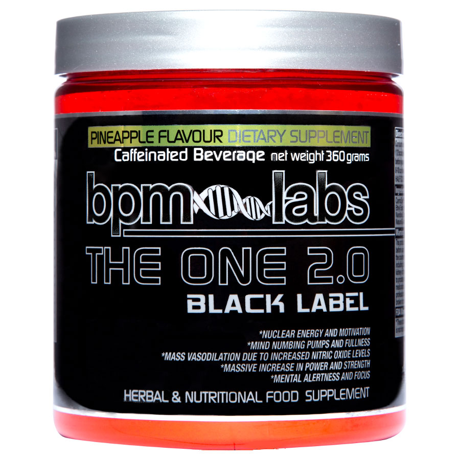 BPM Labs Black Label The One 2.0