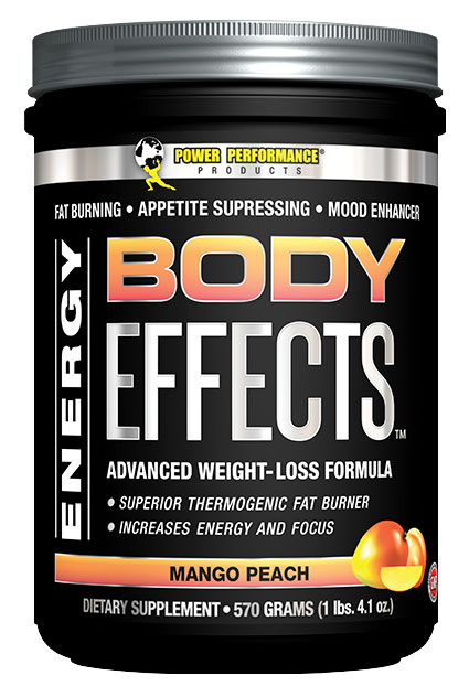 Power Performance Body Effects Weight Loss Formula