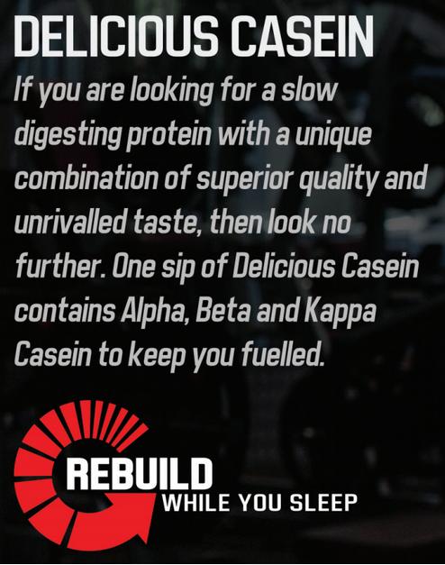 Delicious Casein - Promo