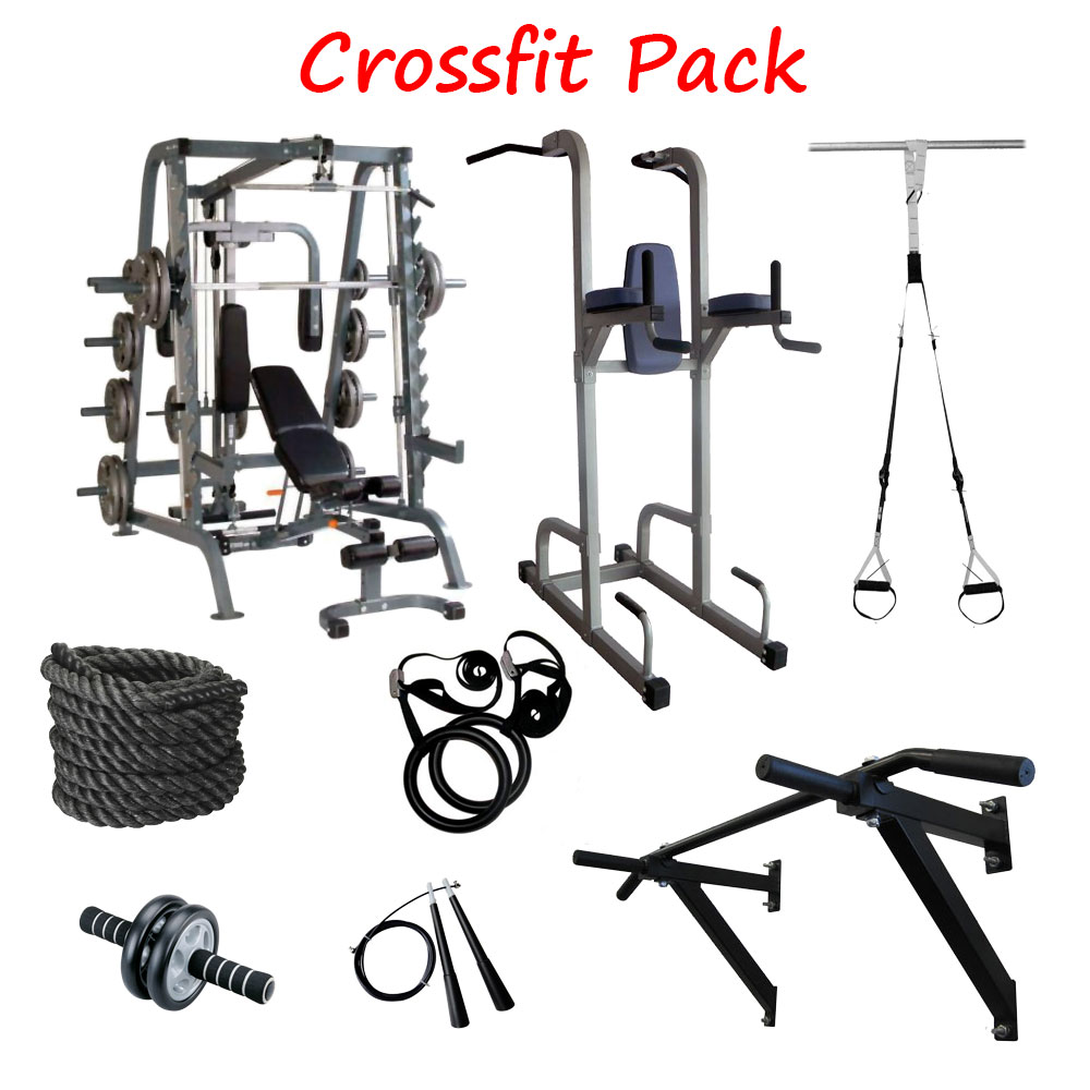 Aquila Crossfit Equipment Package
