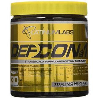 Defcon 1 Pre Workout
