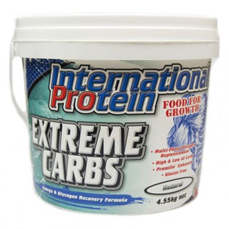 International Extreme Carbs