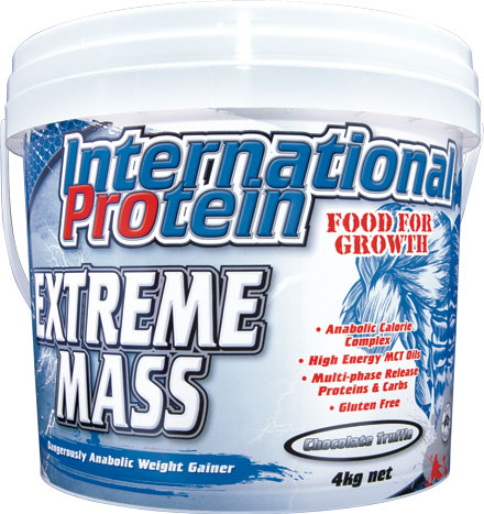 International Protein - Extreme Mass Protein