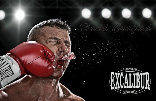 Excalibur Boxing Equipment - Hand Crafted