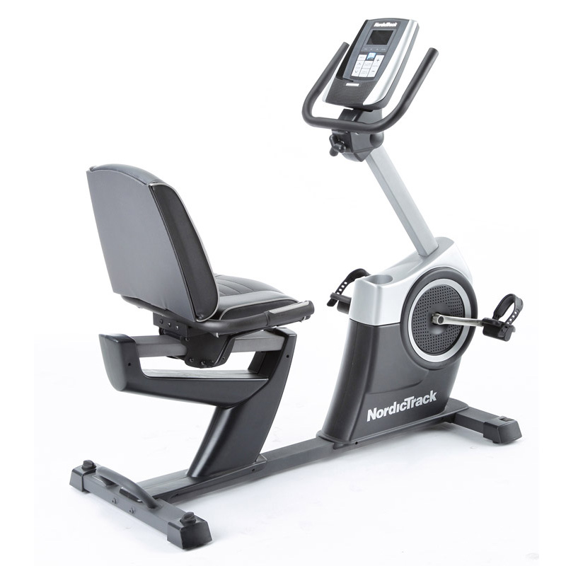 NordicTrack GXR4.2 Recumbent Bike - Buy from Fitness ...