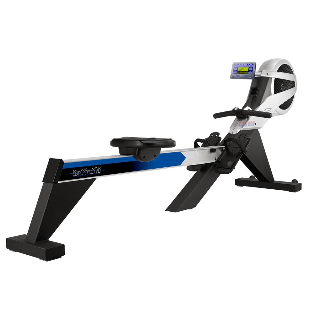 infiniti air magnetic rowing machine
