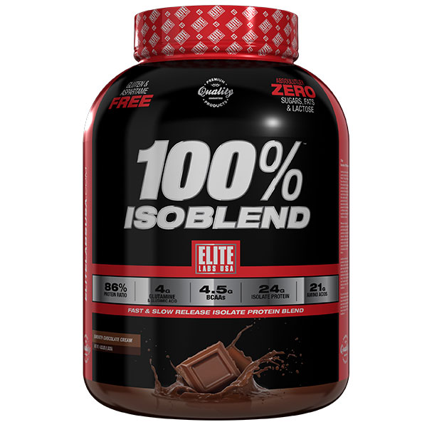 Elite Labs Isoblend Protein