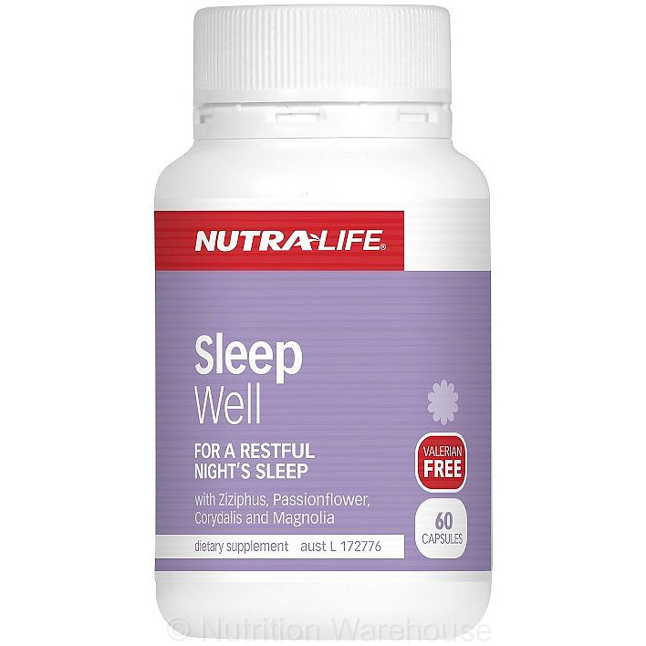 Nutralife Sleep Well Capsules