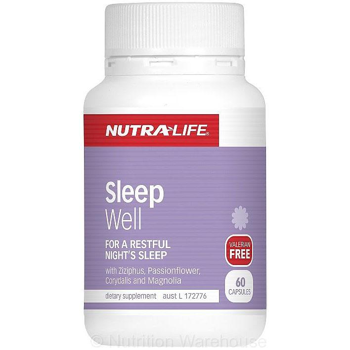 Nutralife Sleep Well Capsules