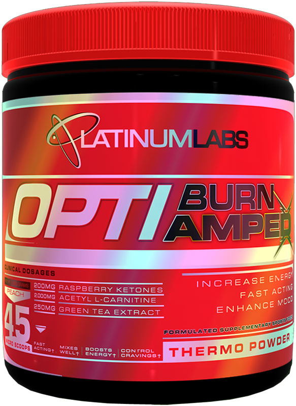 Platinum Labs Optiburn thermogenic powder