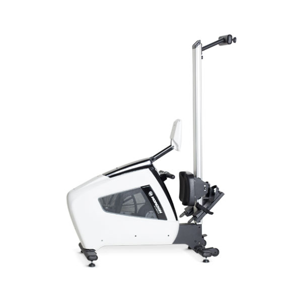 Horizon Oxford 5 Rower Folded Up
