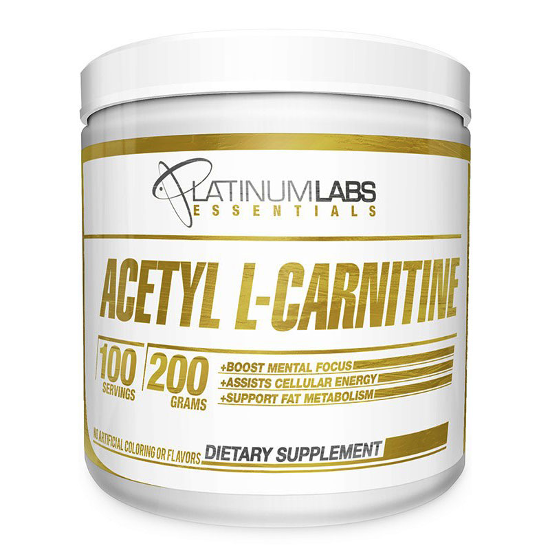 Platinum Labs Essentials Acetyl-L-Carnitine