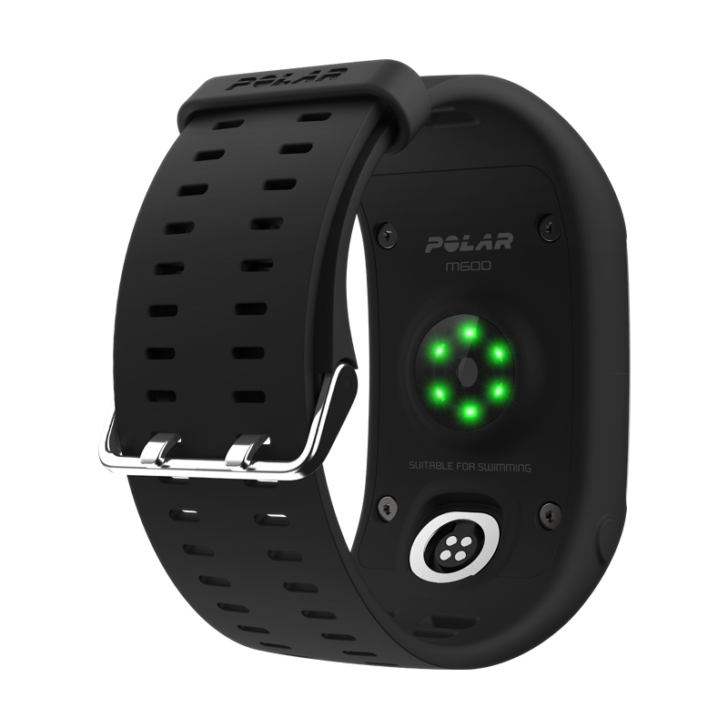 Polar M600 Sports Watch Wrist sensor