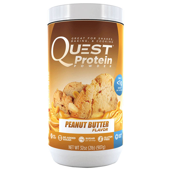 Quest Protein Powder - Peanut Butter