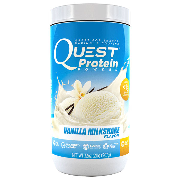 Quest Protein Powder - Vanilla
