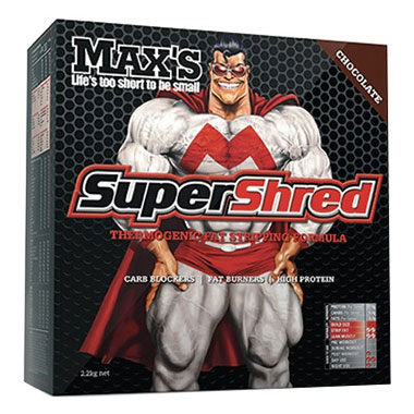 Max's Supershred Protein Powder