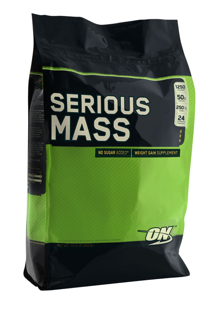 Optimum Nutrition Serioous Mass Protein