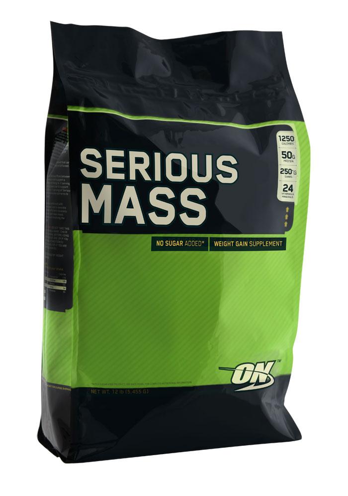 Optimum Nutrition Serioous Mass Protein