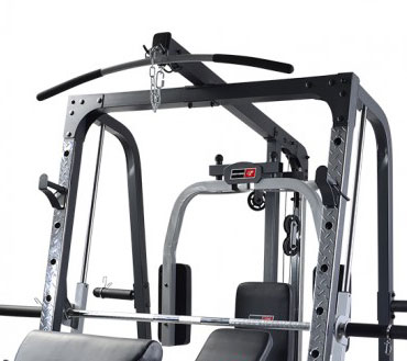 BodyWorx LX4000SM Smith System and Lat Pull Down